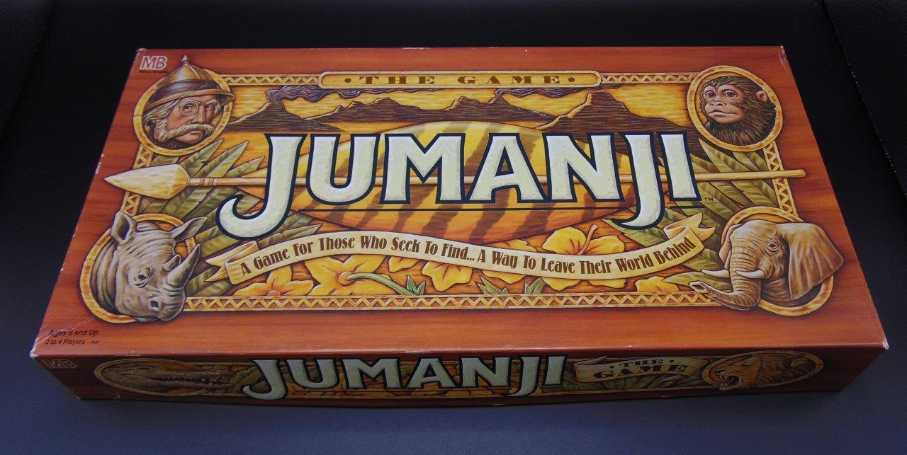 Jumanji board game review