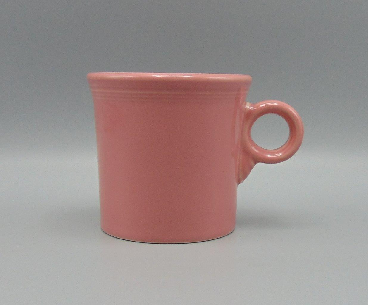 7e8ef33a174 Fiesta Fiestaware Rose Ring Handle Mug Tom and Jerry Style p86 ...