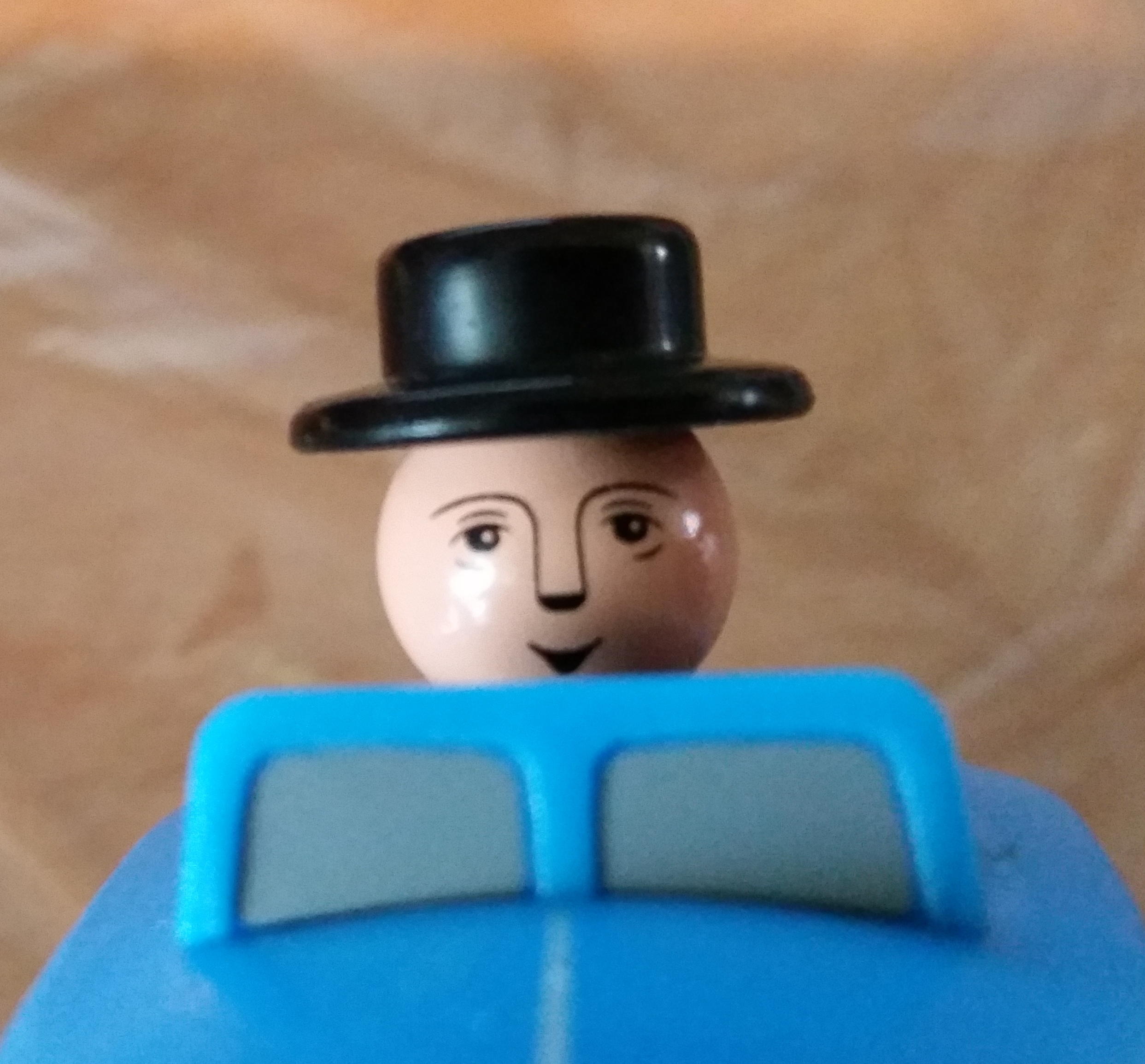 Genuine Thomas & Friends Wooden Sir Topham Hatt Car - KC\'s Attic