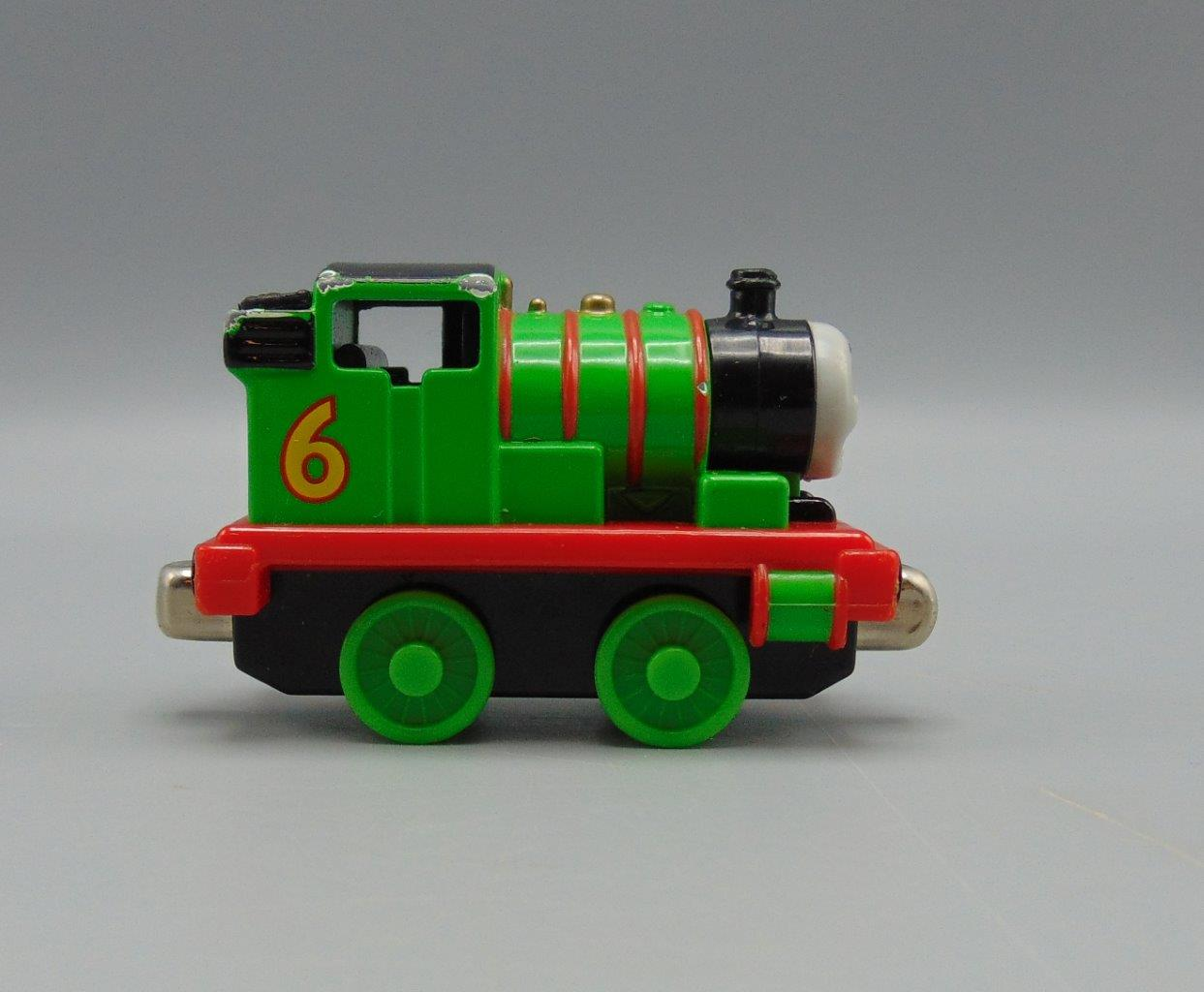 Diecast Take Along Railway Thomas Friends Percy No 6 Engine Kc S Attic